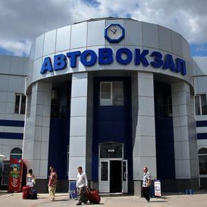 Автовокзалы Новоалександровска