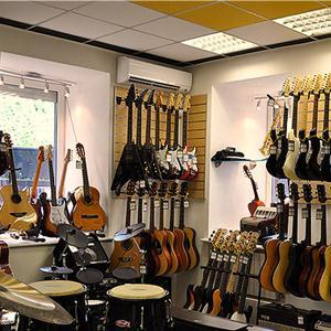 Музыкальные магазины Новоалександровска