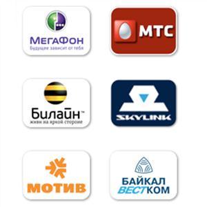 Операторы сотовой связи Новоалександровска