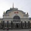 Железнодорожные вокзалы в Новоалександровске