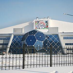 Спортивные комплексы Новоалександровска