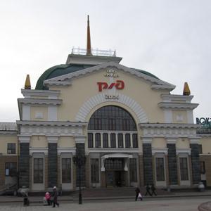Железнодорожные вокзалы Новоалександровска